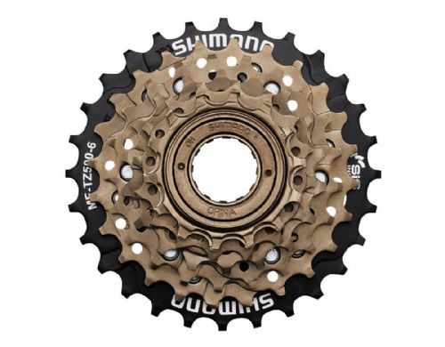 Shimano MF-TZ500 6 Speed Freewheel 14-28